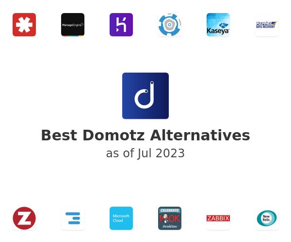 Best Domotz Alternatives