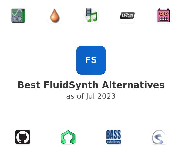 Best FluidSynth Alternatives