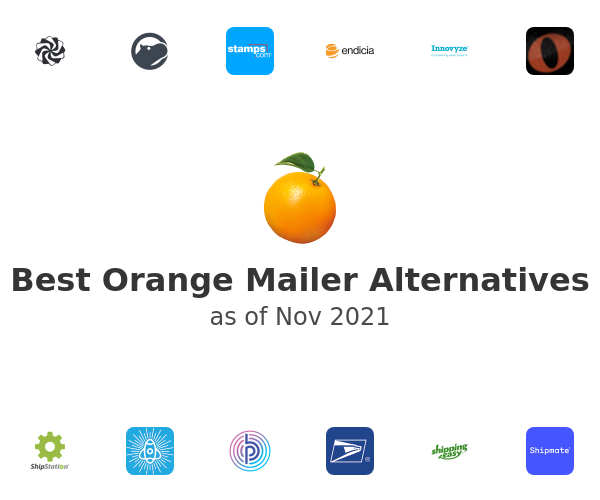 Best Orange Mailer Alternatives