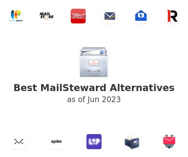 Best MailSteward Alternatives