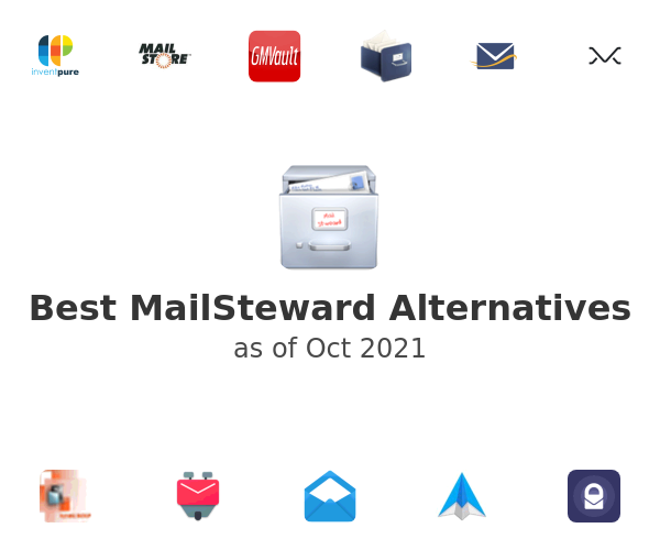 Best MailSteward Alternatives