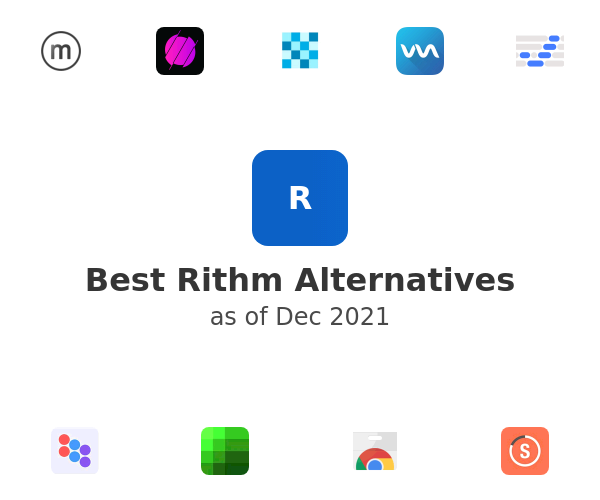 Best Rithm Alternatives