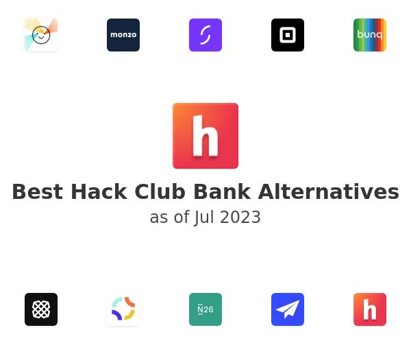 Best Hack Club Bank Alternatives