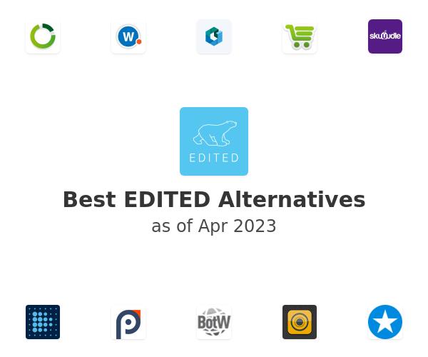 Best EDITED Alternatives