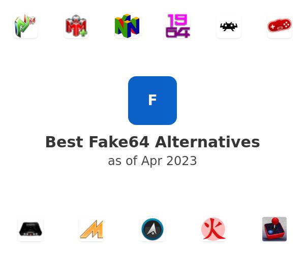 Best Fake64 Alternatives