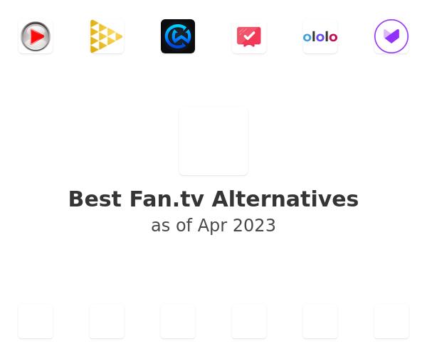 Best Fan.tv Alternatives