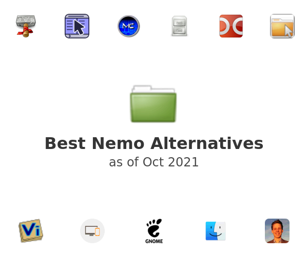 Best Nemo Alternatives