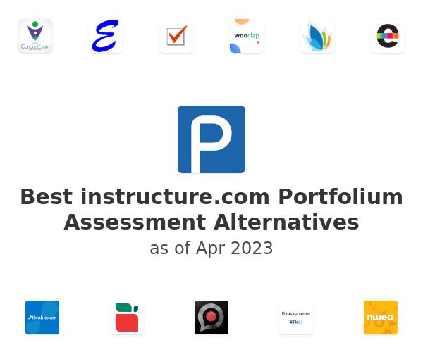 Best Portfolium Assessment Alternatives