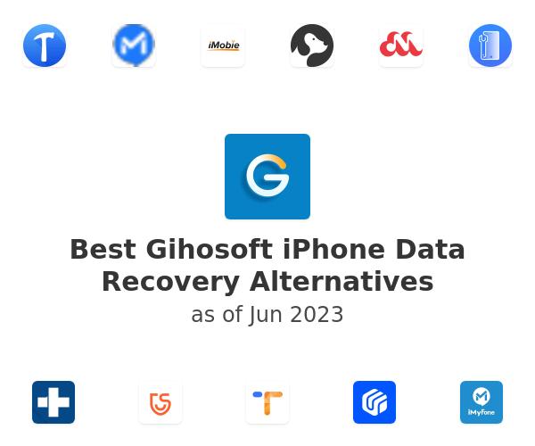 Best Gihosoft iPhone Data Recovery Alternatives