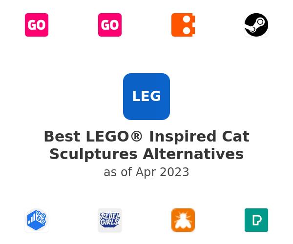 Best LEGO® Inspired Cat Sculptures Alternatives