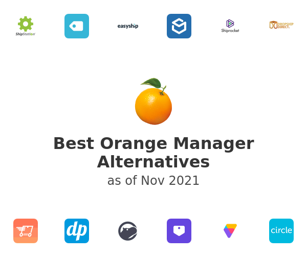 Best Orange Manager Alternatives