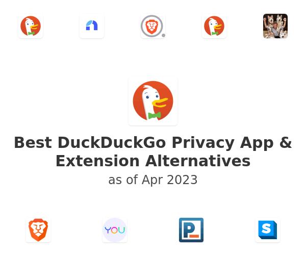 Best DuckDuckGo Privacy App & Extension Alternatives