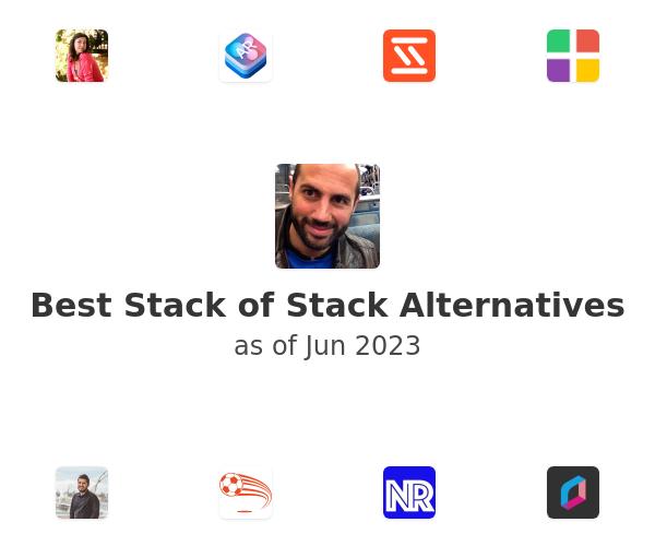 Best Stack of Stack Alternatives