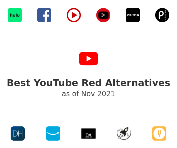 Best YouTube Red Alternatives