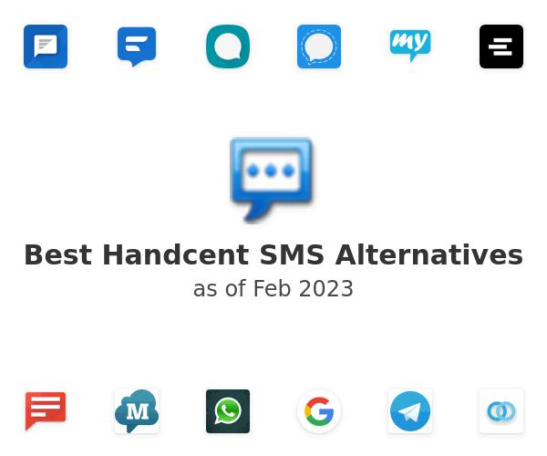 Best Handcent SMS Alternatives