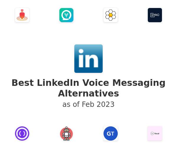 Best LinkedIn Voice Messaging Alternatives