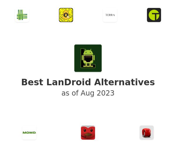 Best LanDroid Alternatives
