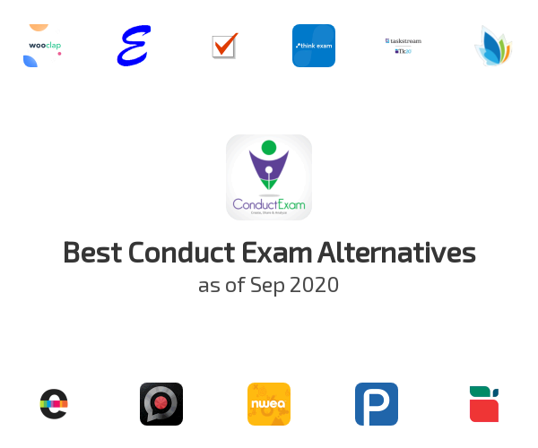 Best Conduct Exam Alternatives