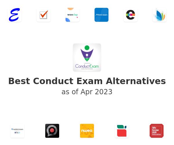Best Conduct Exam Alternatives