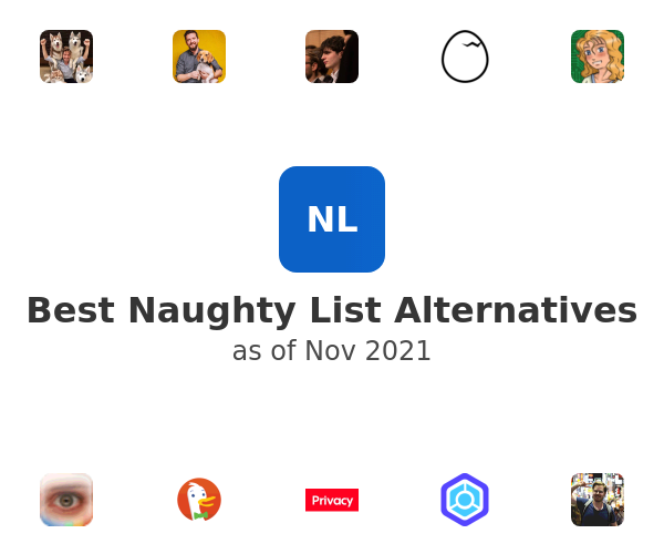 Best Naughty List Alternatives
