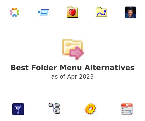 Best Folder Menu Alternatives