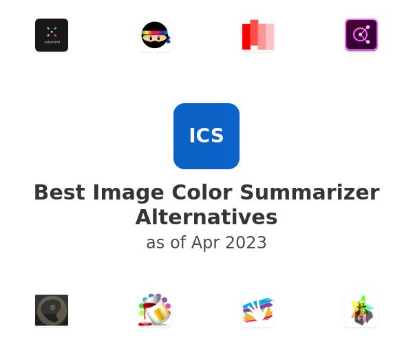 Best Image Color Summarizer Alternatives