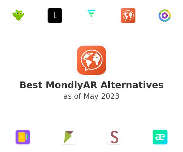Best MondlyAR Alternatives