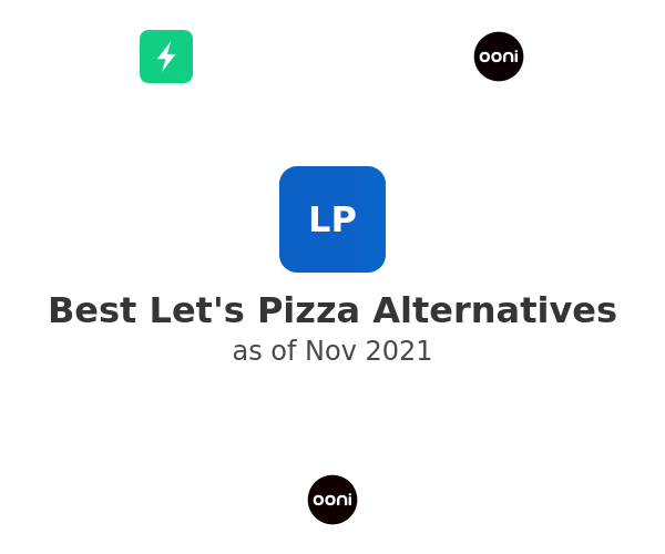 Best Let's Pizza Alternatives