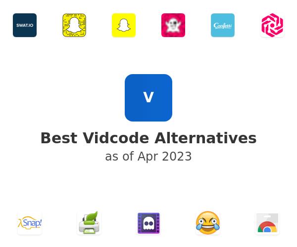 Best Vidcode Alternatives