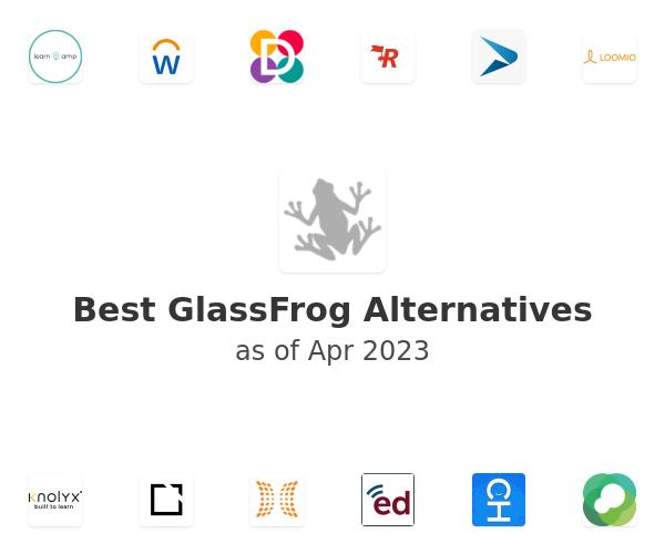 Best GlassFrog Alternatives