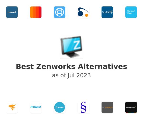 Best Zenworks Alternatives
