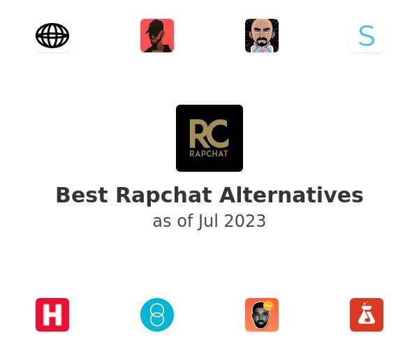 Best Rapchat Alternatives