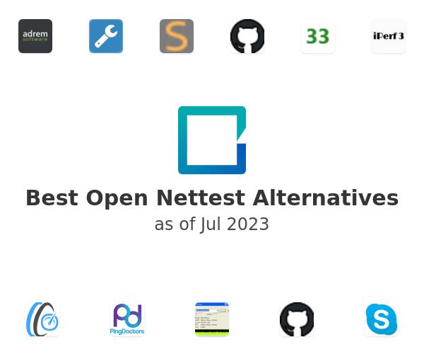 Best Open Nettest Alternatives
