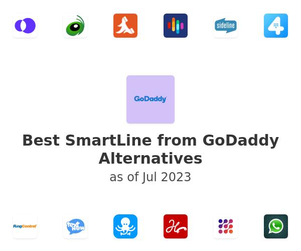 Best SmartLine from GoDaddy Alternatives