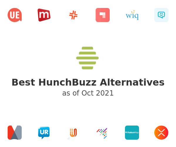 Best HunchBuzz Alternatives
