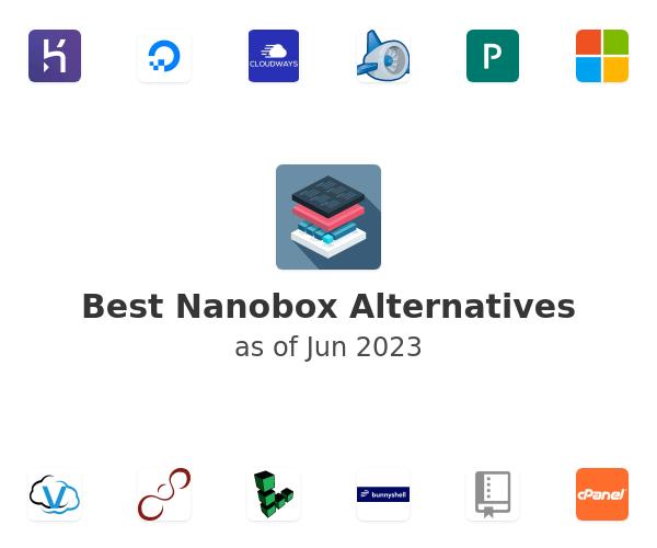 Best Nanobox Alternatives