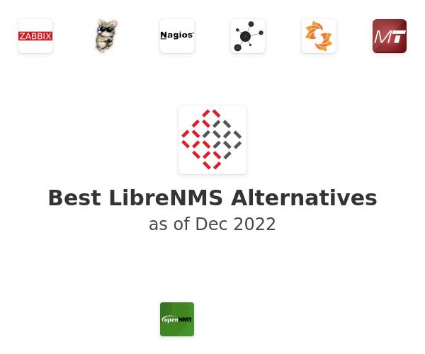 Best LibreNMS Alternatives