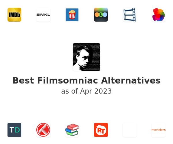 Best Filmsomniac Alternatives