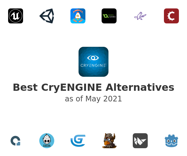 Best CryENGINE Alternatives