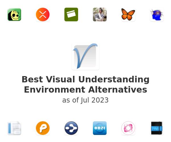 Best Visual Understanding Environment Alternatives