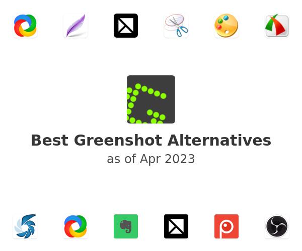 Best Greenshot Alternatives