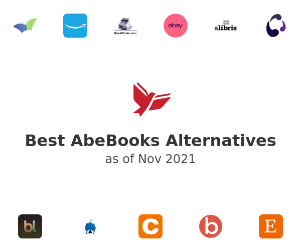 Best AbeBooks Alternatives