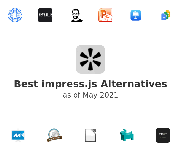 Best impress.js Alternatives