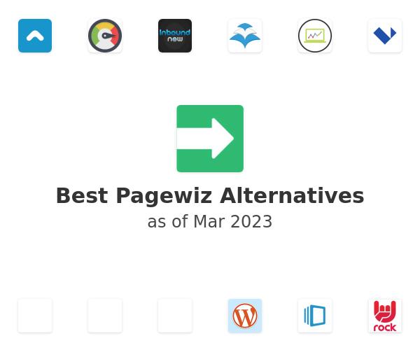 Best Pagewiz Alternatives