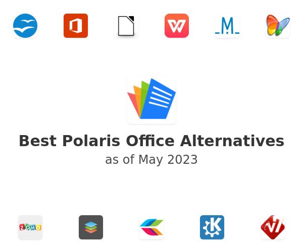 Best Polaris Office Alternatives