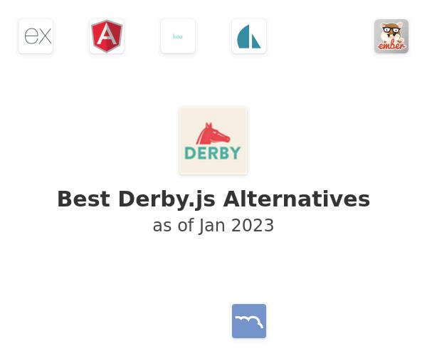 Best Derby.js Alternatives