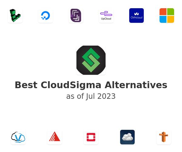Best CloudSigma Alternatives