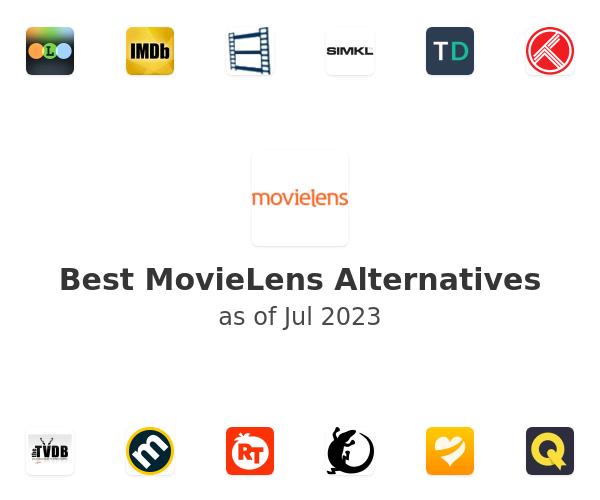 Best MovieLens Alternatives