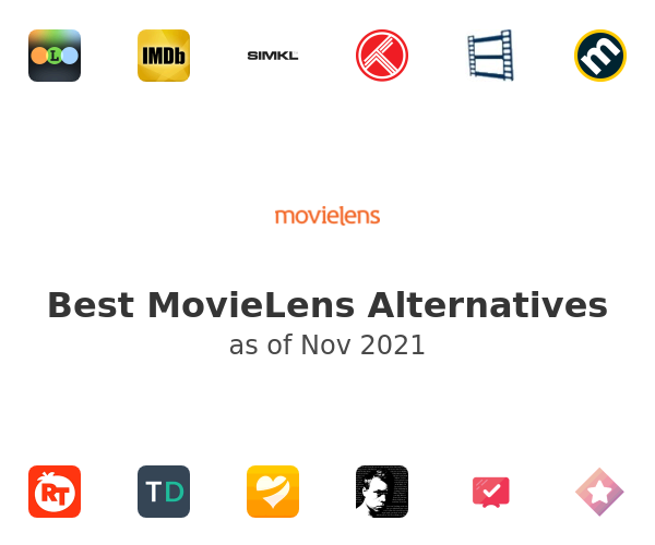 Best MovieLens Alternatives