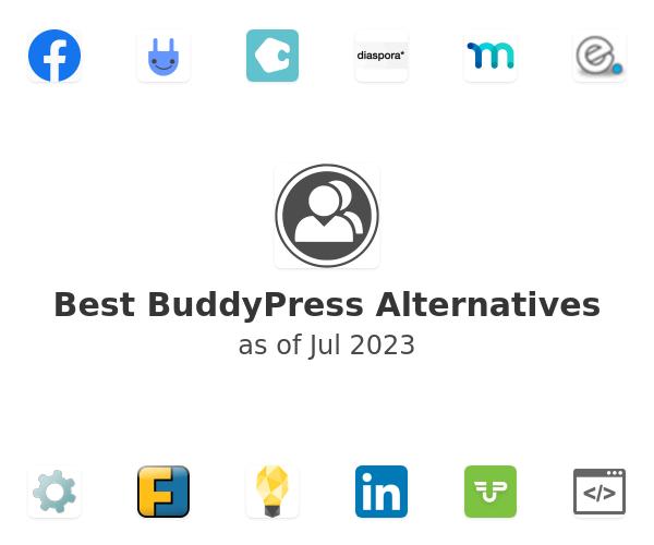 Best BuddyPress Alternatives